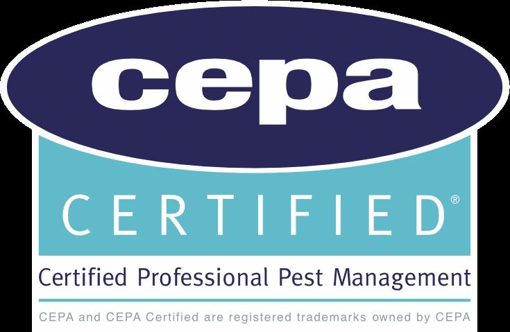 CEPA Certified logo